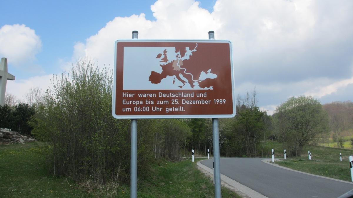 hier waren deutschland und europa